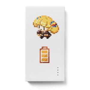 Dotシャントット モバイルバッテリー