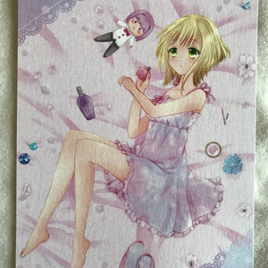 【オリジナル】シール+ポストカード
