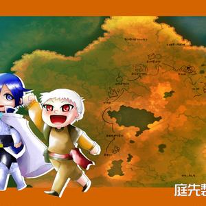 青薔薇騎士と白野郎2
