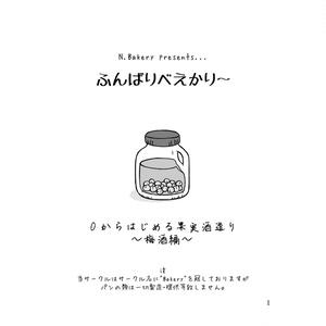 0からはじめる果実酒造り~梅酒編~