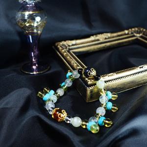 【FGO】オジマンディアスの天然石ブレスレットA