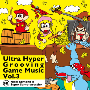 Ultra Hyper Grooving Game Music Vol.3