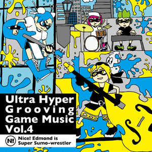 Ultra Hyper Grooving Game Music Vol.4