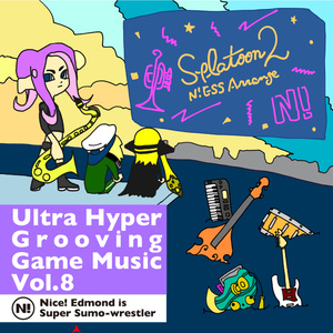 Ultra Hyper Grooving Game Music Vol.8
