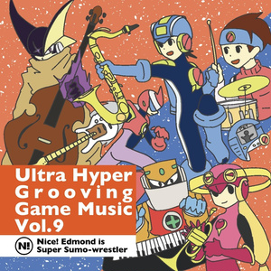 Ultra Hyper Grooving Game Music Vol.9