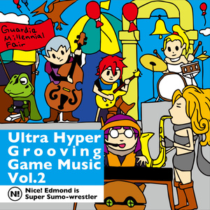 Ultra Hyper Grooving Game Music Vol.2