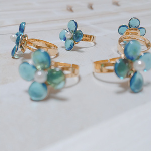 水花のリング