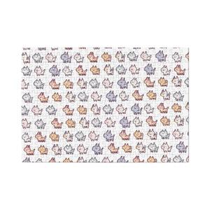たくさんのネコのパズル