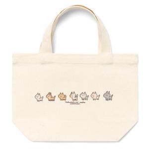 ネコのトートバッグ