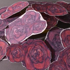 薔薇の合唱シール