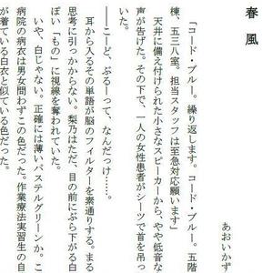 【鉄腕ゲッツ】《純文エンタメ本誌》 第二号(B5判/24頁)