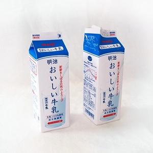 明治おいしい牛乳[大体1/6スケール]