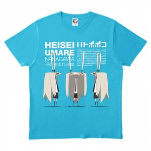 ハトポポコTシャツ