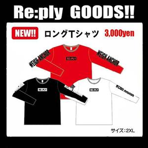 ロングTシャツ【SOLDOUT】
