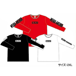【SOLDOUT】ロングTシャツ