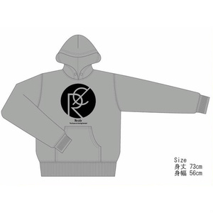 【SOLDOUT】ビッグパーカー