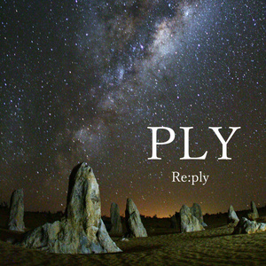 2nd mini album「PLY」【SOLDOUT】