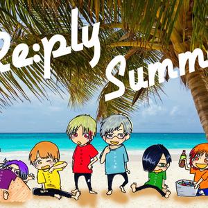 【夏季限定】メンバーイラストポストカード