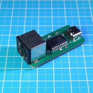 X68000キーボード USBコンバーター