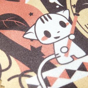 猫と時計塔/メガネ拭き
