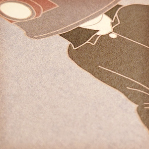 「傘の下で降る雨展」ポストカード 4種類セット