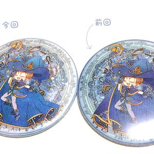 魔法使い松缶バッチ(76mm)