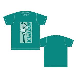 Tシャツ(グリーン)Lサイズ