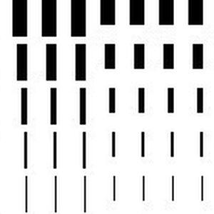 平行線素材(無料