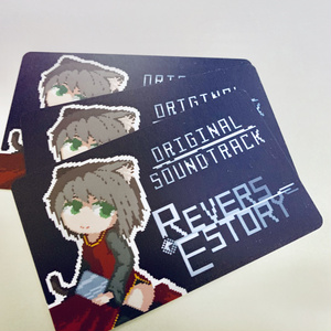 【ReversEstory】Original Sound Track DL Card(Conca)