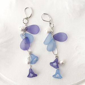 Petals- violet&blue