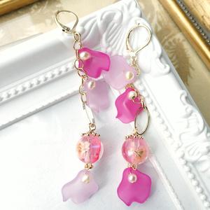 Petals - spring pink