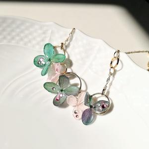 Petal Toss Necklace