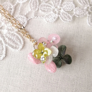 longing for spring necklace