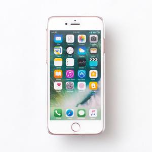 送料無料♪【スマホケース】ローズガーデンパープル【クリヤタイプ】iPhone/Andorid対応