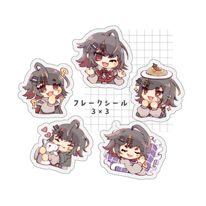 千春乃きぃこ 第一弾グッズ&ボイスセット