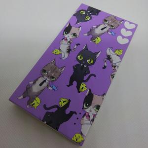 モバイルバッテリー(猫)