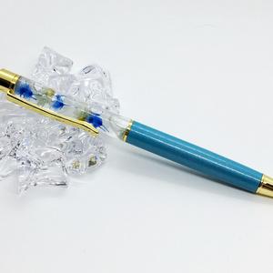 ハーバリウム ボールペン アイナナ 四葉環イメージ