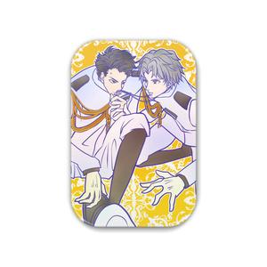 鳳宍浪漫 缶バッジ