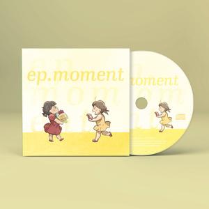 「ep.moment」自主制作Mini Album