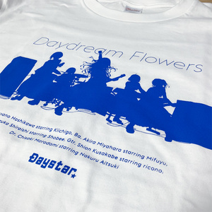 Daydream Flowers Tシャツ