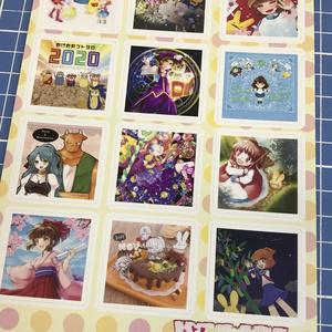 【ぷよ】ぷよぷよカレンダー2019 -SPRING-