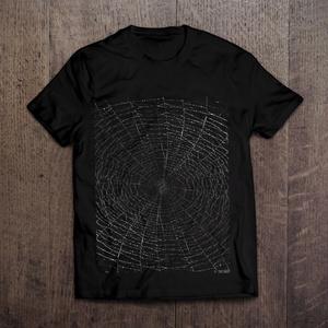T-shirts(スミ)- KUMO
