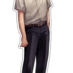 アクリルスタンド・日野貞夫