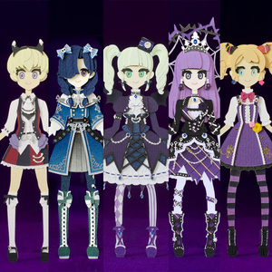 AIKATSU! PaperDollsvol.4 「LoliGothic Dolls」