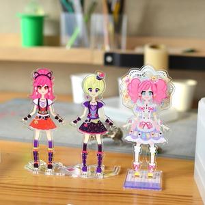 Acrylic resin Dolls  VOL.2  音城セイラ&服部ユウ SRコーデ
