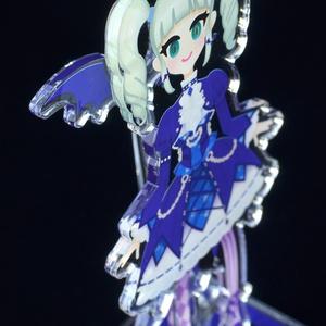 Acrylic resin Dolls VOL.3  藤堂ユリカ ゴスマジックコーデ.ver