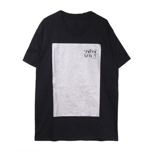 UNiON WAVE - clear - Tシャツ(ブラック)