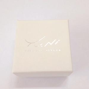 【限定受注生産】YuNi 1st Anniversary メモリアルリング