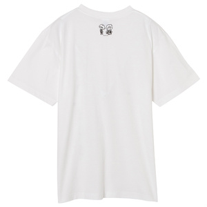 【eternal journey】ロゴTシャツ (ホワイト)
