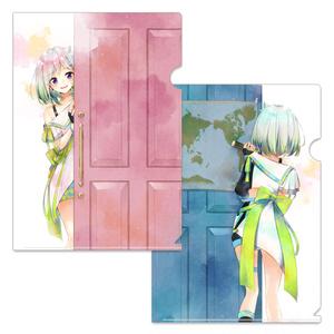 【eternal journey】クリアファイル2枚セット